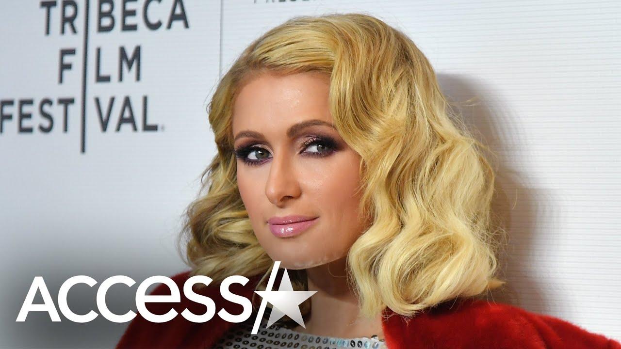 Paris Hilton Not Pregnant Despite Rumors