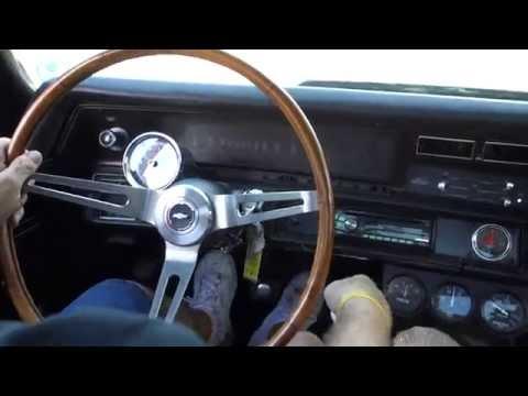 1971 Chevrolet El Camino 396