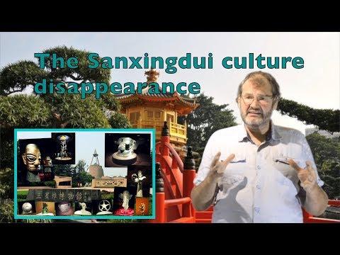 The Sanxingdui culture disappearance