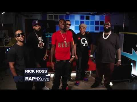 Maybach Music MTV RapFix Promo (MMG) Warner bros Records