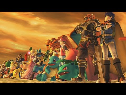 Super Smash Bros. Brawl: Subspace Emissary - FINALE (2 Player)