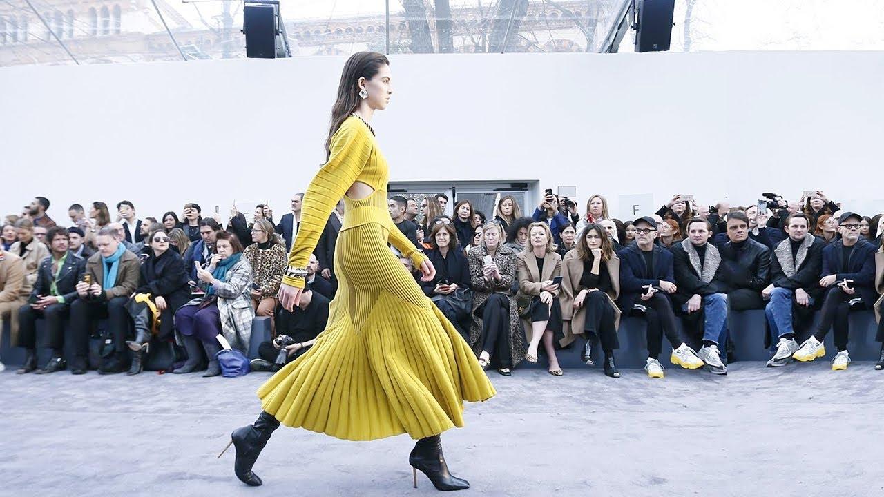 Roberto Cavalli   Fall Winter 2019/2020 Full Fashion Show   Exclusive