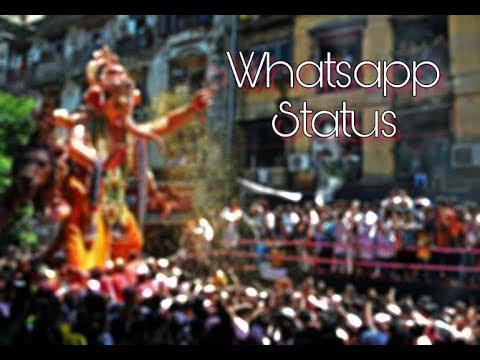 Morya re bappa morya whatsapp status song