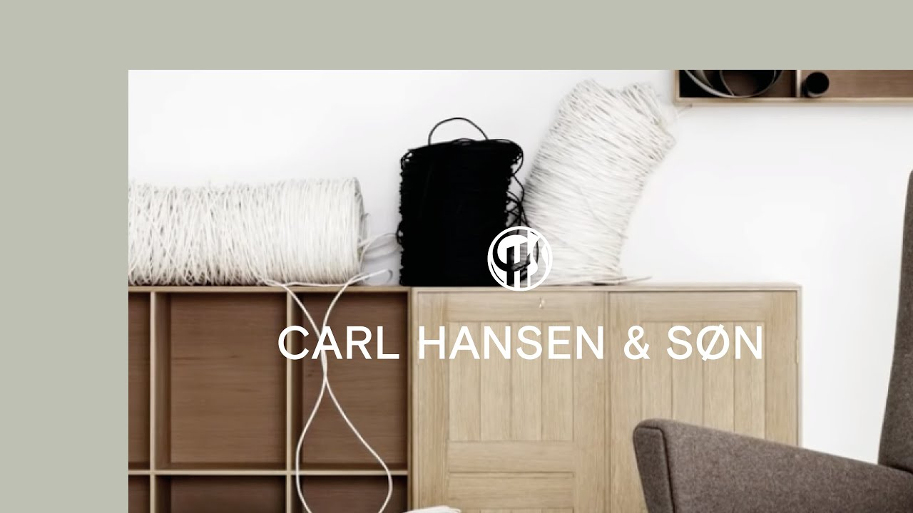 The Wing Chair By Hans J. Wegner   YouTube
