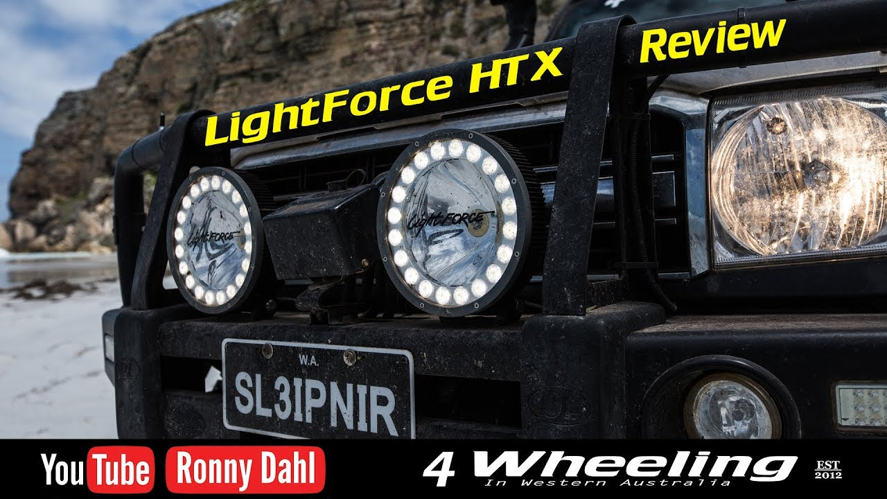 d67a66dbc8 LightForce HTX 230 Review - YouTube