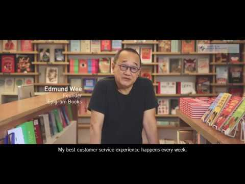 Epigram Books: A memorable customer experience