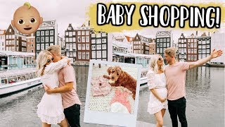 BABY CLOTHES SHOPPING IN AMSTERDAM!