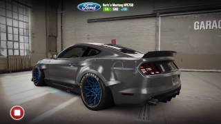 Mo Vlogs modified Mustang in future. | Technical Adventures