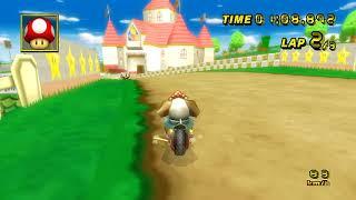 【MKW CT WR】 DS Mario Circuit - 2:01.825 - David