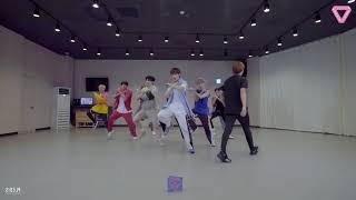 세븐틴(SEVENTEEN) - 어쩌나 (Oh My!) 안무 거울모드(mirrored dance practice)