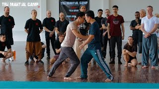 Video highlights from THE MARTIAL CAMP 2019 - Internal Martial Arts Training Camp