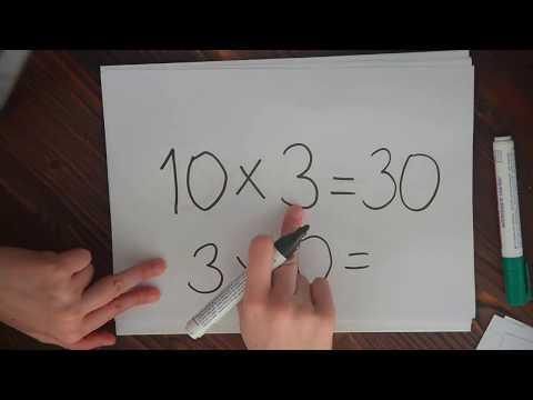 Çarpma İşlemi nasıl yapılır? Kolay yöntem konu anlatımı 2.sınıf