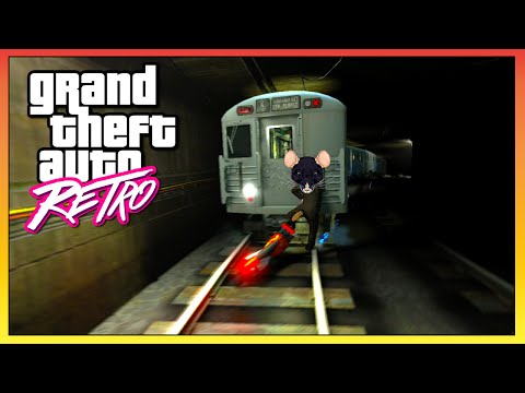 "GTA Retro: The ""RATMAN"" of GTA IV! (GTA Mysteries)"