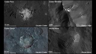 Video file: Bright Material on Ceres Suggests Geologic Activity