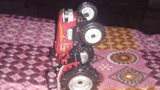 Arjun 605 tractor model unboxing