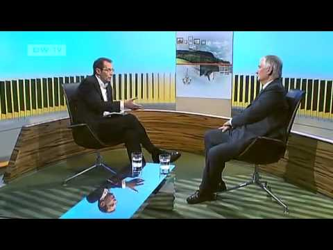 Otto Schily, Lawyer, Politician and Former German Interior Minister | Talking Germany