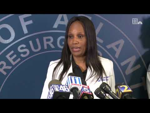 PRESS CONFERENCE: CDC Scientist Timothy Cunningham's body found