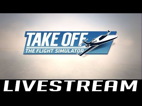 Take Off - The Flight Simulator (by astragon Entertainment GmbH) - iOS / Android - HD LiveStream