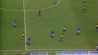 Dunga (c) - Brasil x Italia, Final da Copa (WC