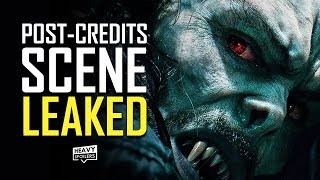MORBIUS: Post Credits Scene Leaked | Full Breakdown And Spider-Man Homecoming Fan Theory