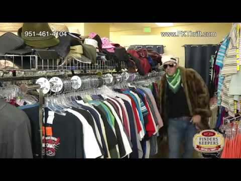 Finders Keepers  Thrift Shop Parody
