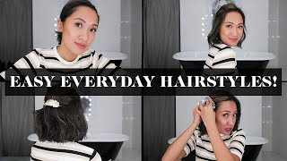 How to Style Your Hair For Different Occasions | Laureen Uy
