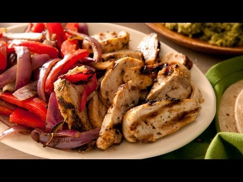 Easy Chicken Fajitas-How to Make The Easiest Way