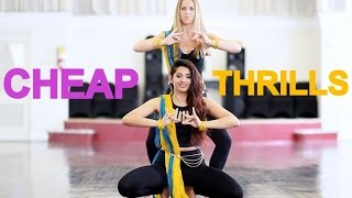 Cheap Thrills Bollywood Dance Cover | Music Cover by Shobhit Banwait