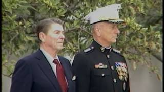 President Reagan's Remarks at the U.S. Marine Corps 207th Birthday on November 10, 1982
