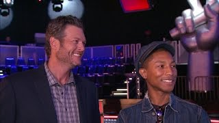 the voice auditions