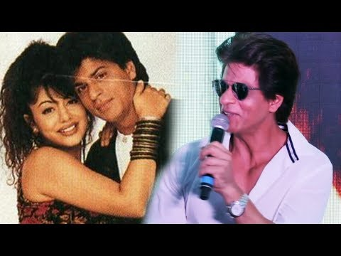 Thumbnail: Shahrukh Khan On Romancing Wife Gauri - Cute Reply - Must Watch
