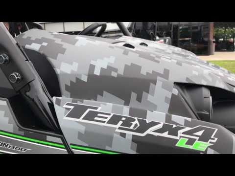 2018 Kawasaki Teryx