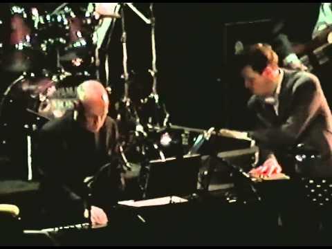 Brian Eno, J. Peter Schwalm - Milan, Italy, 2002-05-23