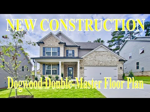 New Construction, Dogwood Double-Master Plan Lawrenceville, GA