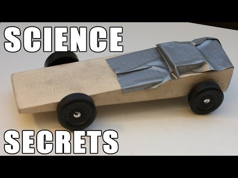 Thumbnail: EASY Pinewood Derby Car WINS using Science!!!
