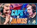 G2 Caps | Caps vs. Jankos