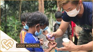 Making charitable giving a part of everyone's life | Golden Hearts Award 2020