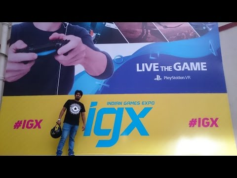 Indian Gaming Expo 2016 | IGX 2016 | Mumbai