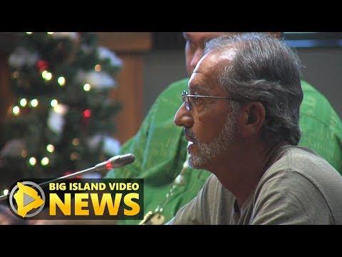 Hawaii County Trash Fee Increase (Dec. 4, 2017)