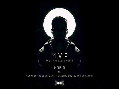 BADE TU CHAL    MOB D X DAKAIT SHADDY    PROD. SEMMI ON THE BEAT    OFFICIAL AUDIO