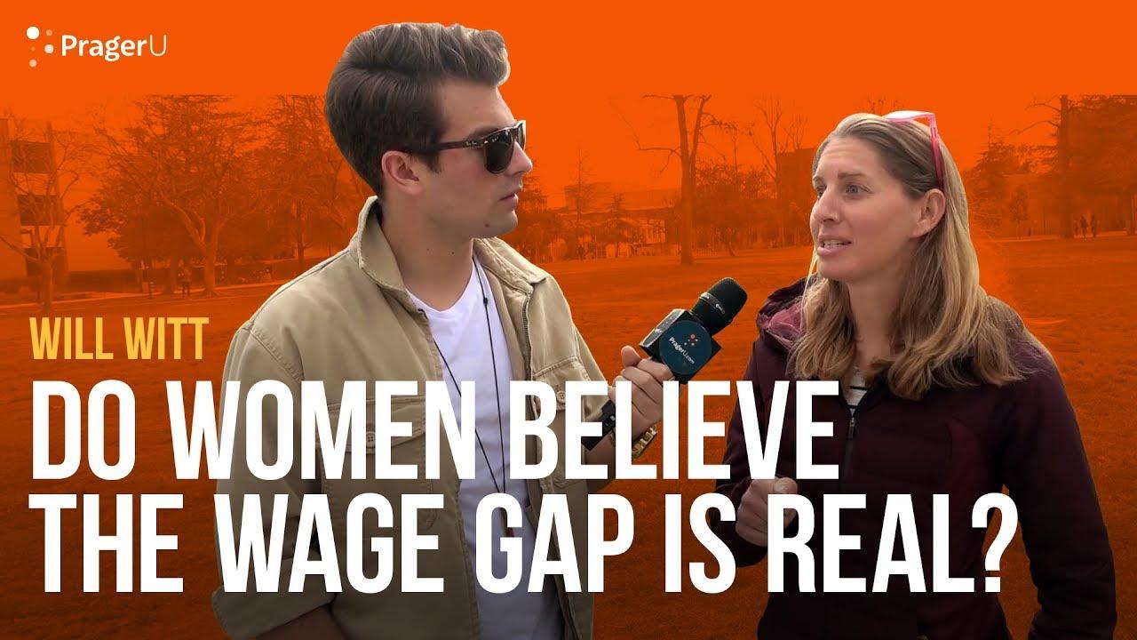 Do Women Believe in the Wage Gap?
