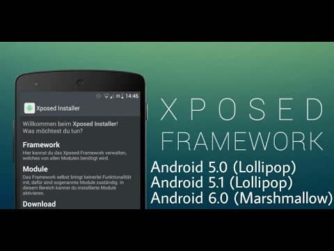 How to install xposed framework on Android. (Complete Guide)