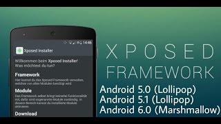 Gambar cover How to install xposed framework on Android. (Complete Guide)