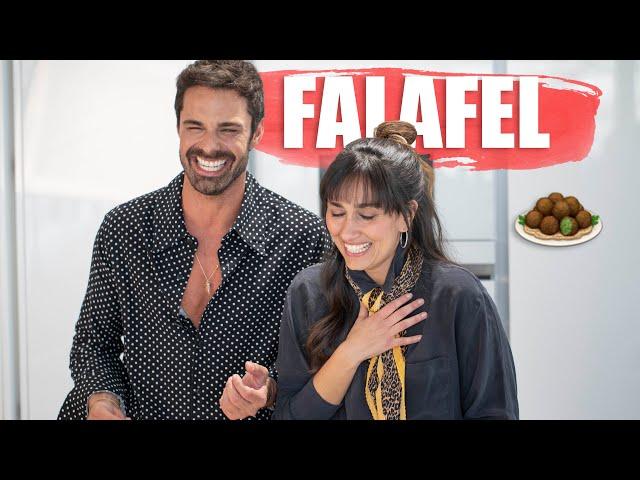 FALAFEL | Dr Hugo Madeira eTâmara Castelo