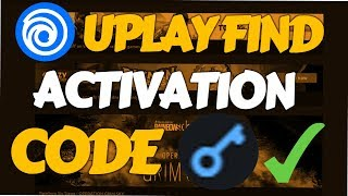 How to find Uplay Activation Code (2018)