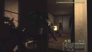 Xbox Longplay [017] Tom Clancy's Splinter Cell: Chaos Theory (Part 6, Hokkaido)