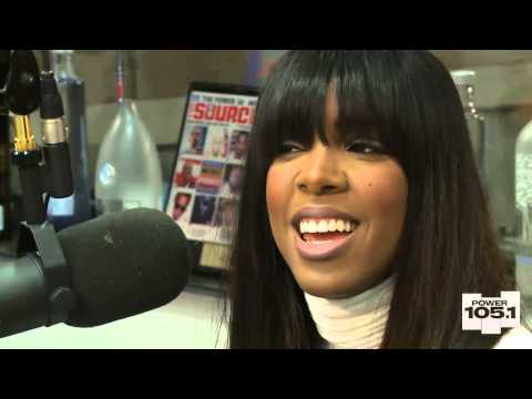 Kelly Rowland With The Breakfast Club Power 105.1 [Full Interview][HD]