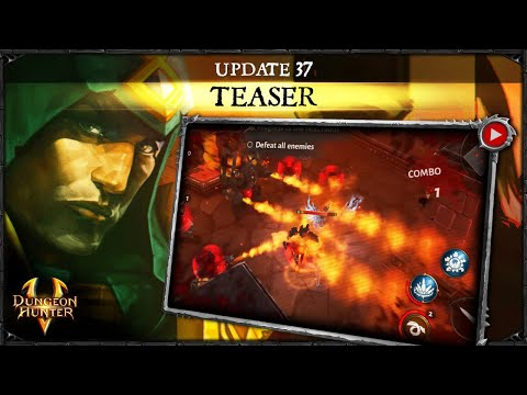 Dungeon Hunter 5 Update 37 Teaser - THE SANCTUM ASSAULT