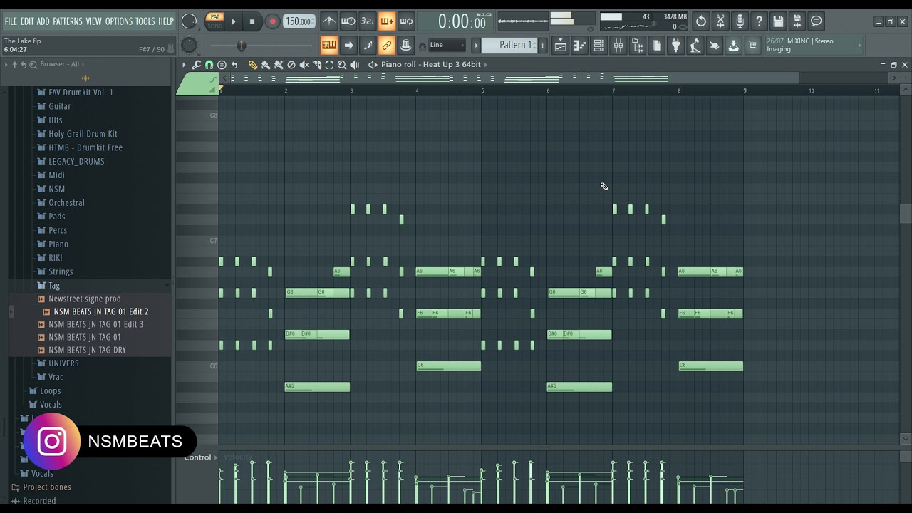 """How to make an Epic Orchestral Trap Beat """"THE LAKE"""" Fruity Loops Fl Studio 20 Tutorial"""