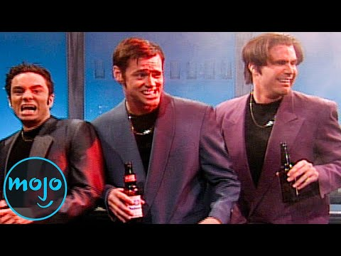 Top 10 Best Physical Comedy Moments on SNL
